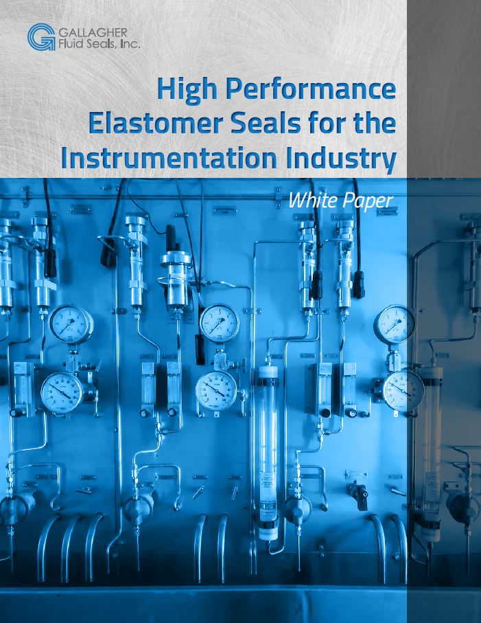 High Performance Elastomer Seals for the Instrumentation Industry