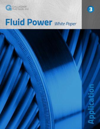 Fluid Power White Paper Application 1
