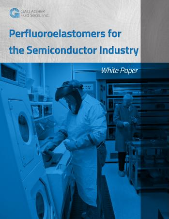 GFS FFKM for the Semiconductor Industry Cover