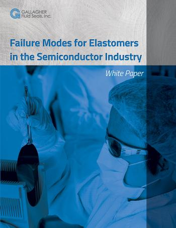 Failure Modes of Elastomers in the Semicon Industry