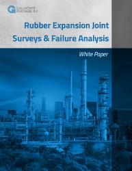 Rubber Expansion Joint Surveys & Failure Analysis White Paper