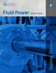 Fluid Power White Paper Seal Theory 1
