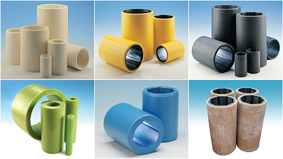 Non-Metallic Bearings for Pumps - Materials