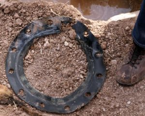 Picture of Eroded Gasket