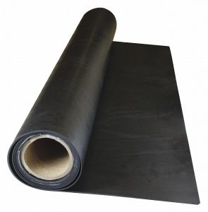 picture of EPDM sheet rubber