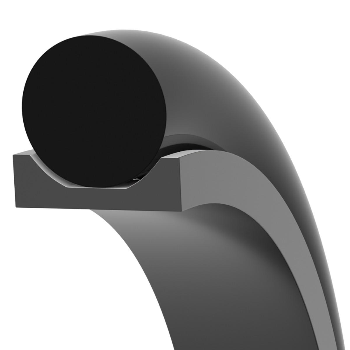 rod channel cap seal